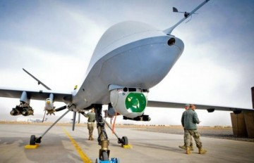 Cameron looks to drones in the fight against Islamic State
