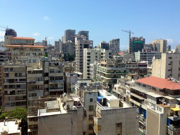 Following the Wires: Conflict and Power Outages in Beirut