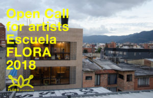 British Council Residency Programme at FLORA Art Space in Colombia