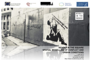 Spatial Modelling of Conflict and Urban Conditions SEMINAR