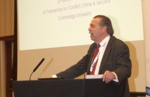 External Champion discusses information security at CONSEC 2014