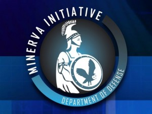 Funding call for the Department of Defense (Pentagon) Minerva Research Initiative