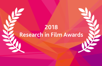 AHRC Research in Film Awards 2018 – CALL FOR ENTRIES