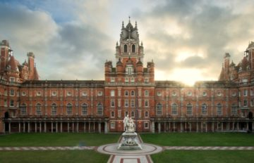 PhD at Royal Holloway: Cybersecurity and the Everyday