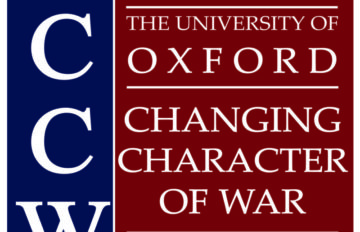 The Changing Character of War Centre Fellowship