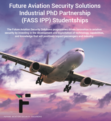 Aviation Security Solutions PhD Placements