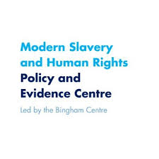 Consultation: The Modern Slavery and Human Rights Policy and Evidence Centre
