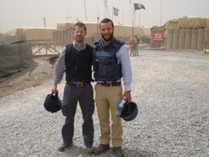 Research in Afghanistan: Organisations, Innovation and Security in the 21st Century