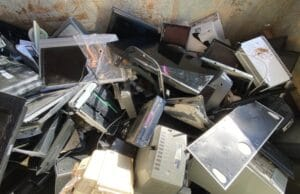 New Report: Mapping the Illicit E-Waste Trade Between the UK and Ghana